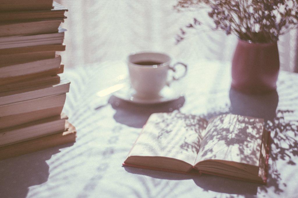 book in the sunshine - reading more books
